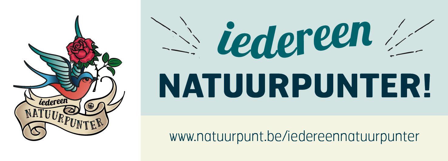 Idereen natuurpunter